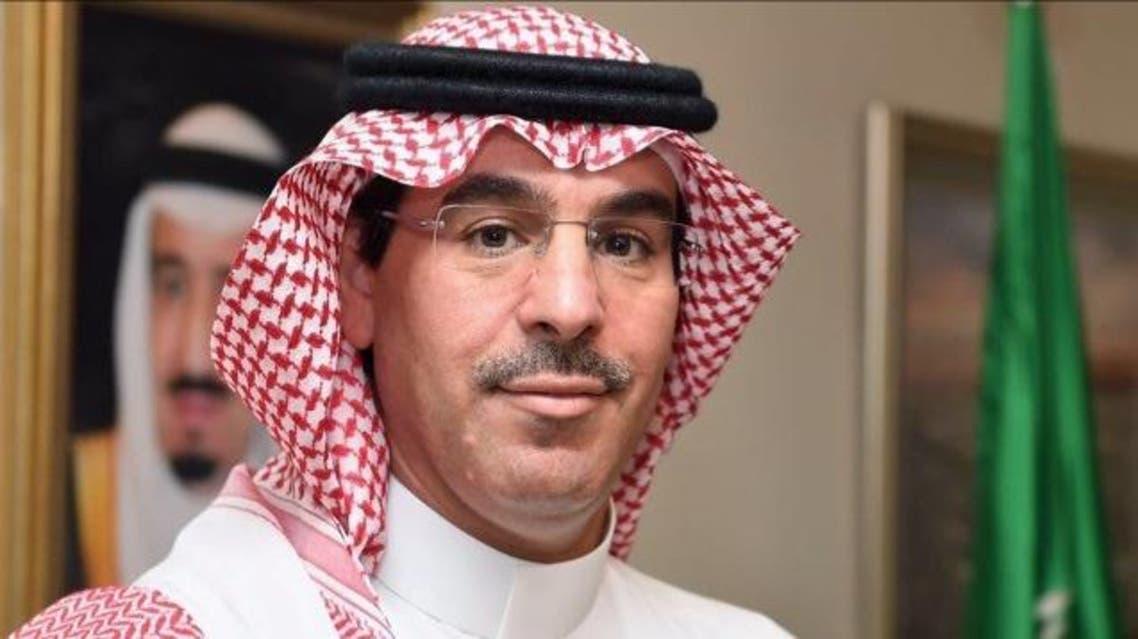 وزير الثقافة والإعلام الدكتور عواد العواد