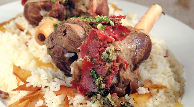 لحم الضأن أهم أطباق عيد الأضحى