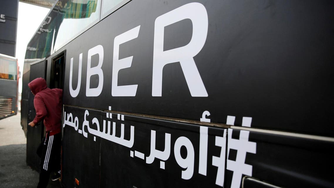 A market dominance and optimism over the financial future of Uber, which is expected to exceed the $100 billion. (Reuters)