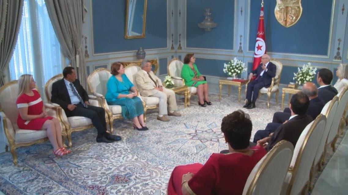 THUMBNAIL_ تونس.. السبسي يريد أن تشمل المساواة بين الرجل والمرأة الإرث