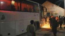 لبنان : عرسال سے اہل الشام بریگیڈز کا انخلاء شروع