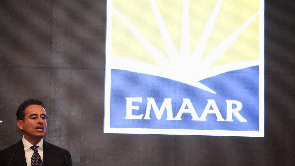 Mohamed Alabbar, chairman of Emaar Properties, said that an IPO of up to 30 percent of the UAE development business is expected to launch by November. (Reuters)