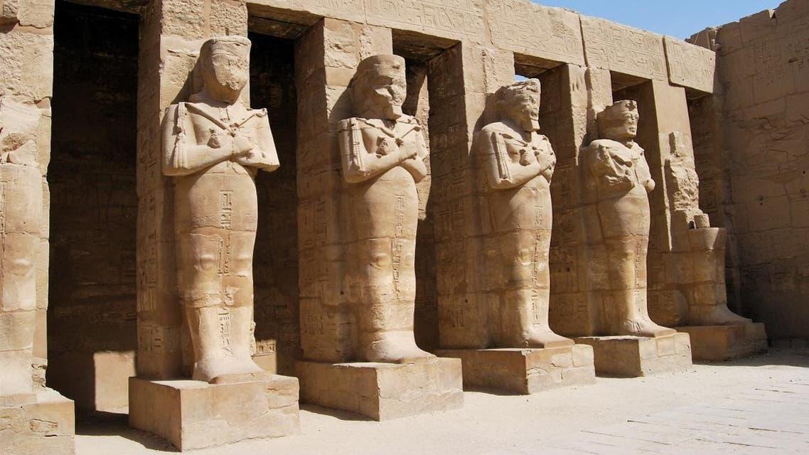 pharaonic artifact shutterstock luxor