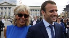 مصور ينتهك خصوصية الرئيس الفرنسي وزوجته