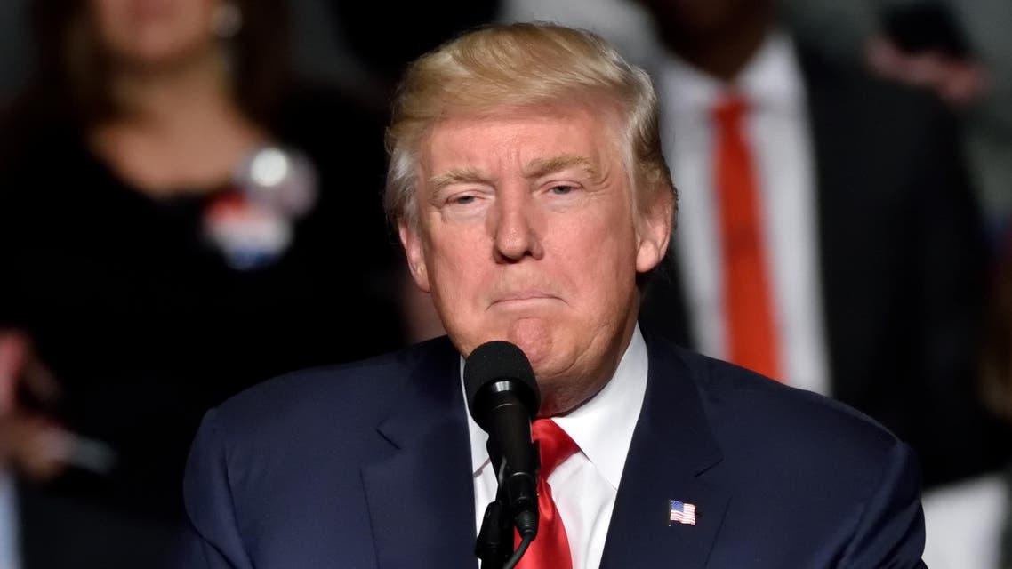 Donald Trump. (Shutterstock)