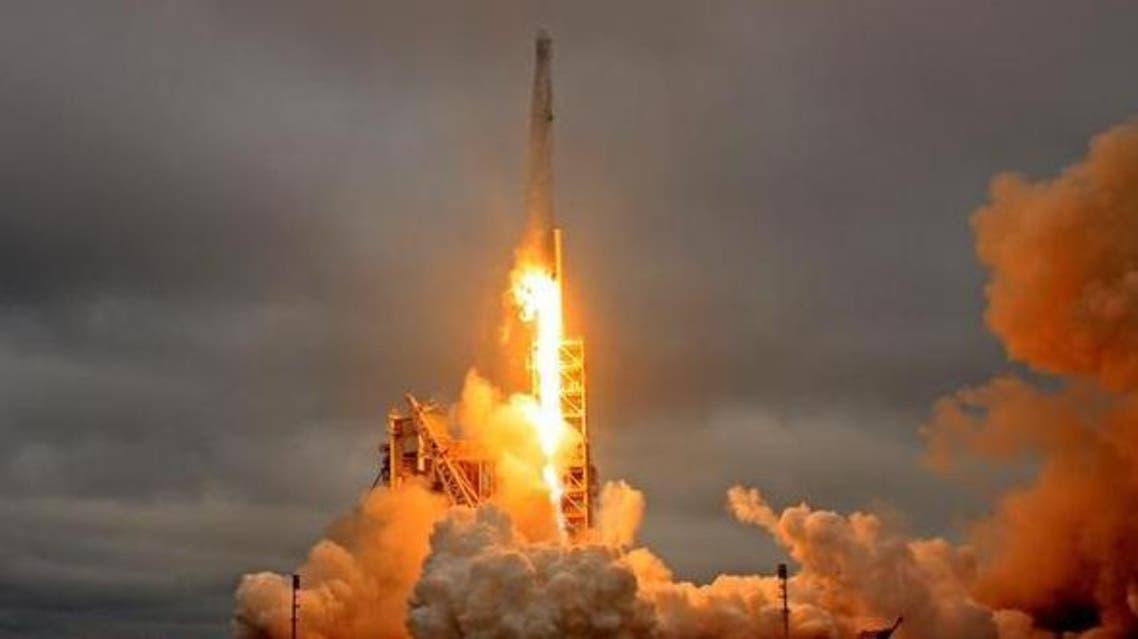 صاروخ سابق ينطلق إلى محطة الفضاء الدولية