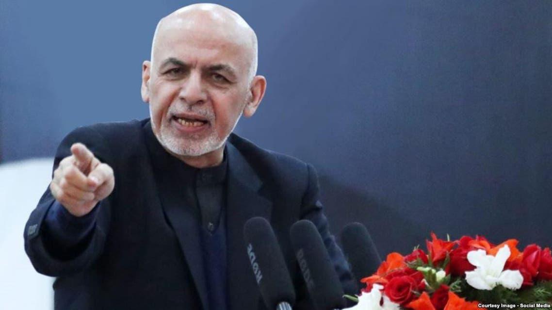 هشدار رییس جمهوری افغانستان به قشر سیاسی این کشور مبنی بر مداخله در امور قوای امنیتی