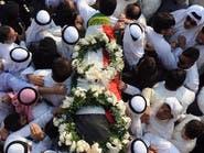 صور مؤثرة من وداع الكويت للفنان عبدالحسين عبدالرضا