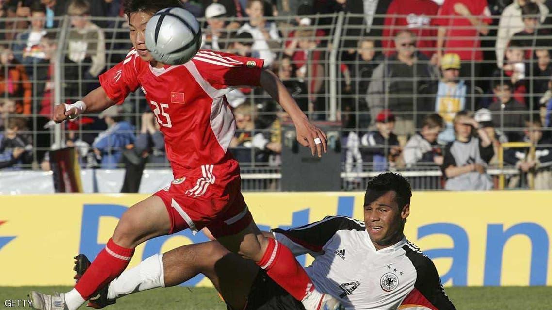 تیم ملی زیر 20 سال چین در لیگ آلمان بازی خواهد کرد