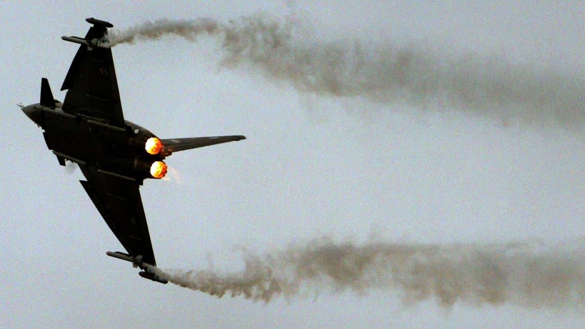 Typhoon air craft