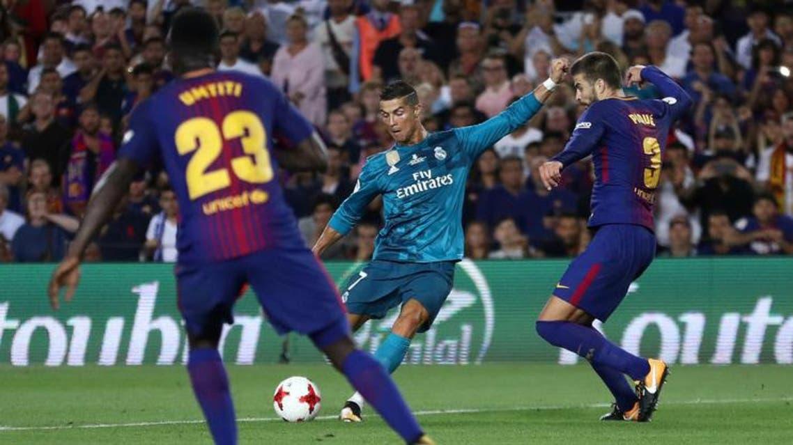 بارسلونا امشب به دنبال تلافی در غیاب رونالدو است