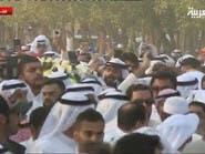بالفيديو.. تشييع الفنان الراحل عبدالحسين عبدالرضا