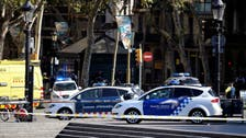 Driver runs over two police at Barcelona checkpoint: Police
