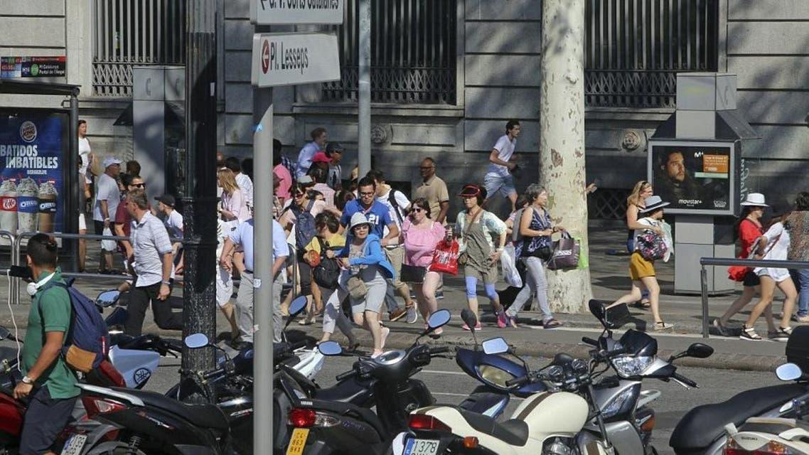 حادث برشلونة