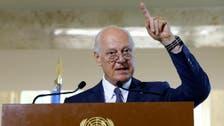 De Mistura: October will be 'decisive' in Syrian crisis