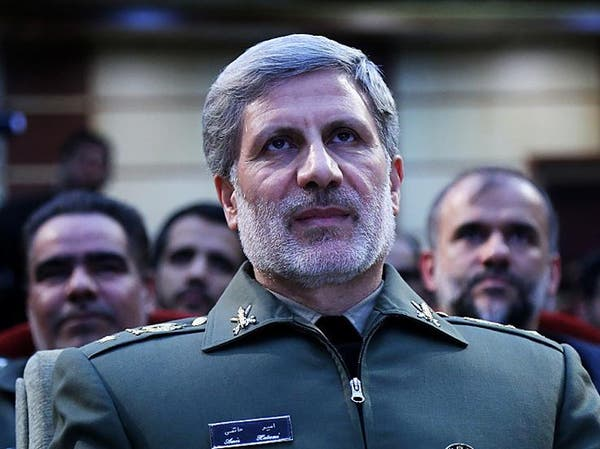 ناخشنودی وزیر دفاع ایران از جنبش مردمی در عراق و لبنان
