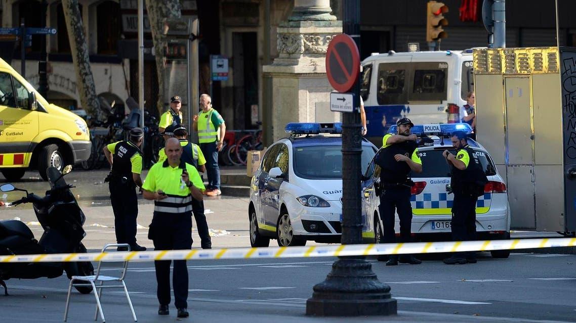 barcelona attack AFP