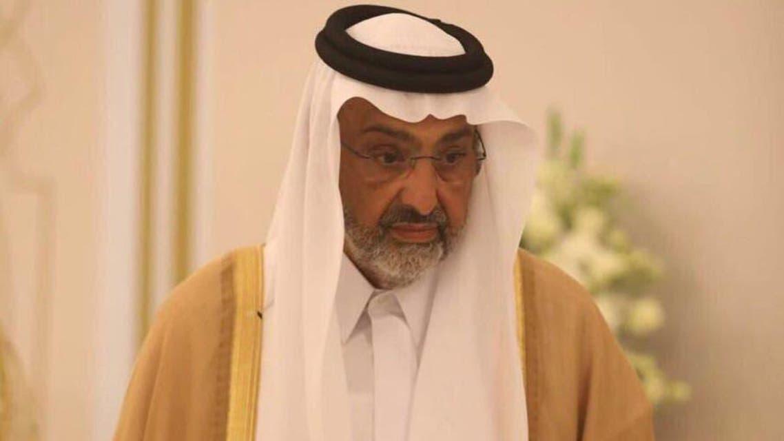 الشيخ عبدالله بن علي بن جاسم آل ثاني