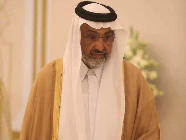 عبدالله آل ثاني: سعدت بطلب أمير قطر وحزنت لما حدث