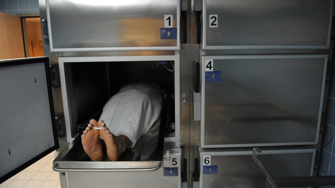 Morgue. (Shutterstock)