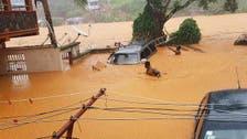 أكثر من 400 قتيل في فيضانات سيراليون