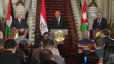 اردن، مصر، فلسطین کا اسرائیل سے امن بات چیت بحال کرنے پر زور