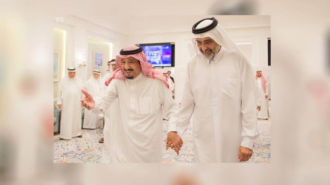 Abdullah Al-Thani: King Salman opens operations room for Qataris' affairs