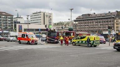 توقيف 5 أشخاص بعد حادثة الطعن في فنلندا