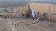 تضرر عدد من المنازل والسيارات في نجران بمقذوفات حوثية