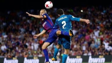 إنييستا: لا أستبعد مغادرة برشلونة نهاية الموسم