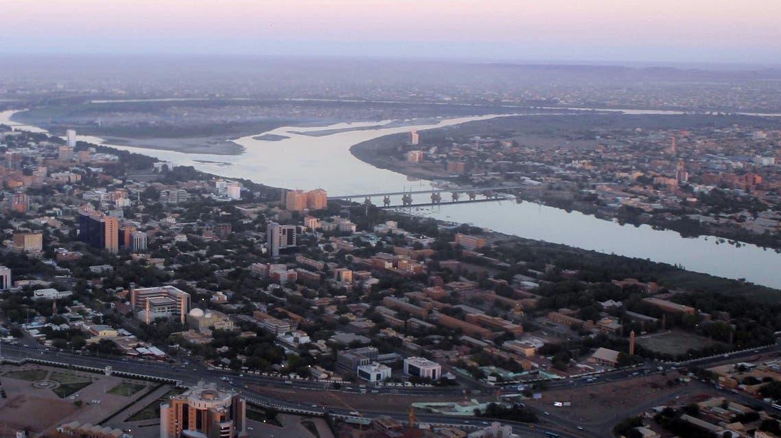 Nile Sudan AFP