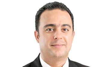 النائب الأول لرئيس البرلمان البحريني علي العرادي
