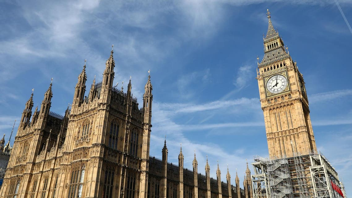 The Palace of Westminster, which houses the Parliament of the United Kingdom in London. (File photo: Reuters)