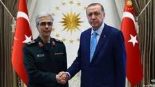 أردوغان يلوح بعملية تركية إيرانية ضد المقاتلين الأكراد