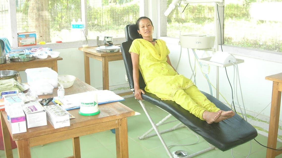 Few districts in India have a laboratory to detect the flu virus. (Supplied)