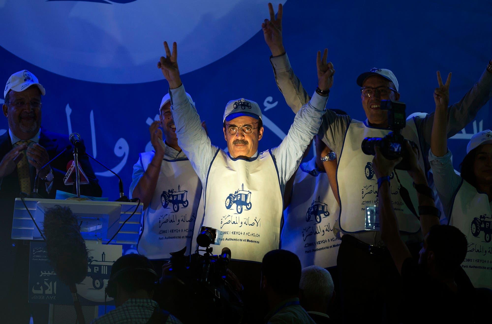 Ilyas El-Omari AFP