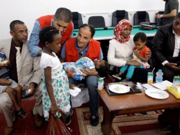 بالصور.. إطلاق سراح أطفال سودانيين من داعش في ليبيا