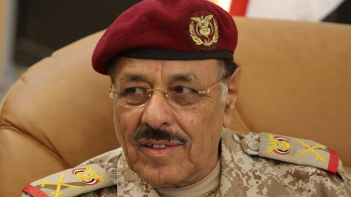 الفريق الركن علي محسن صالح