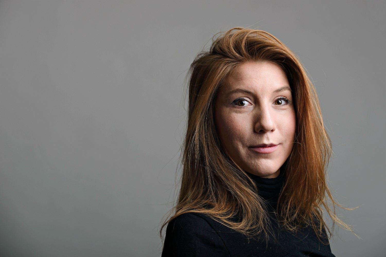 الصحافية السويدية الضحية