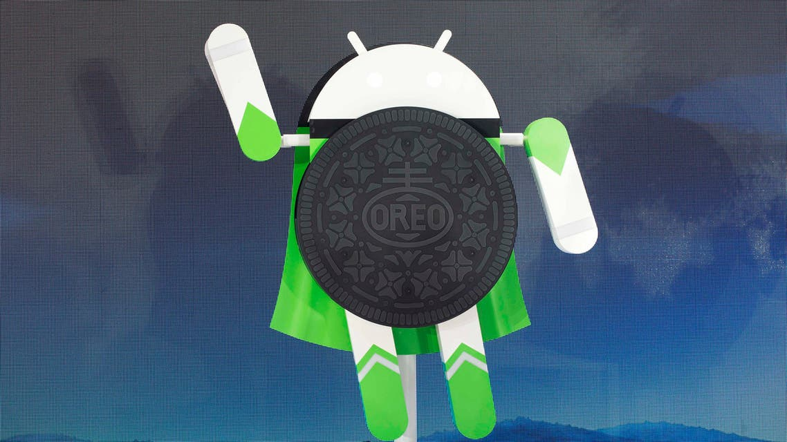 oreo and android. (AP)
