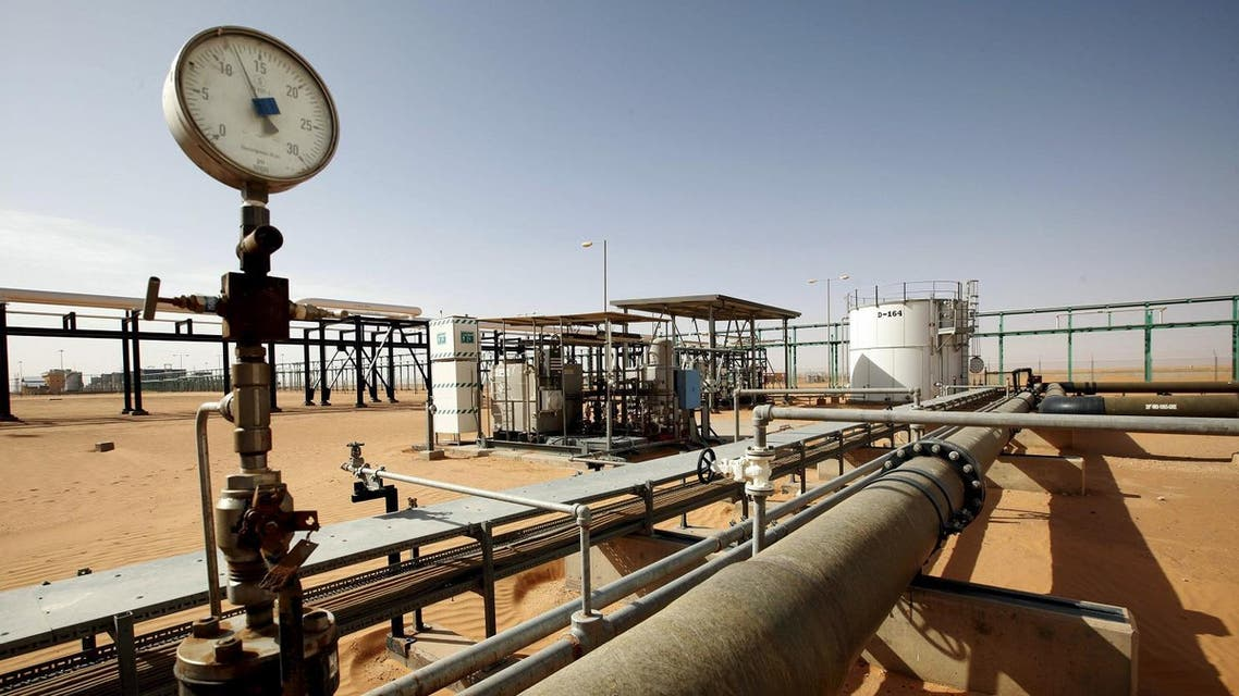 A general view of the El Sharara oilfield, Libya December 3, 2014. (Reuters)
