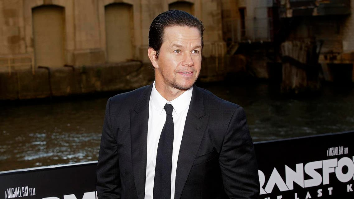 """Actor Mark Wahlberg arrives for the premiere of """"Transformers: The Last Knight"""" on June 20, 2017 in Chicago, Illinois. (AFP)"""