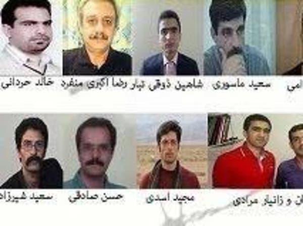 إيران.. تدهور وضع سجناء الرأي الصحي المضربين عن الطعام