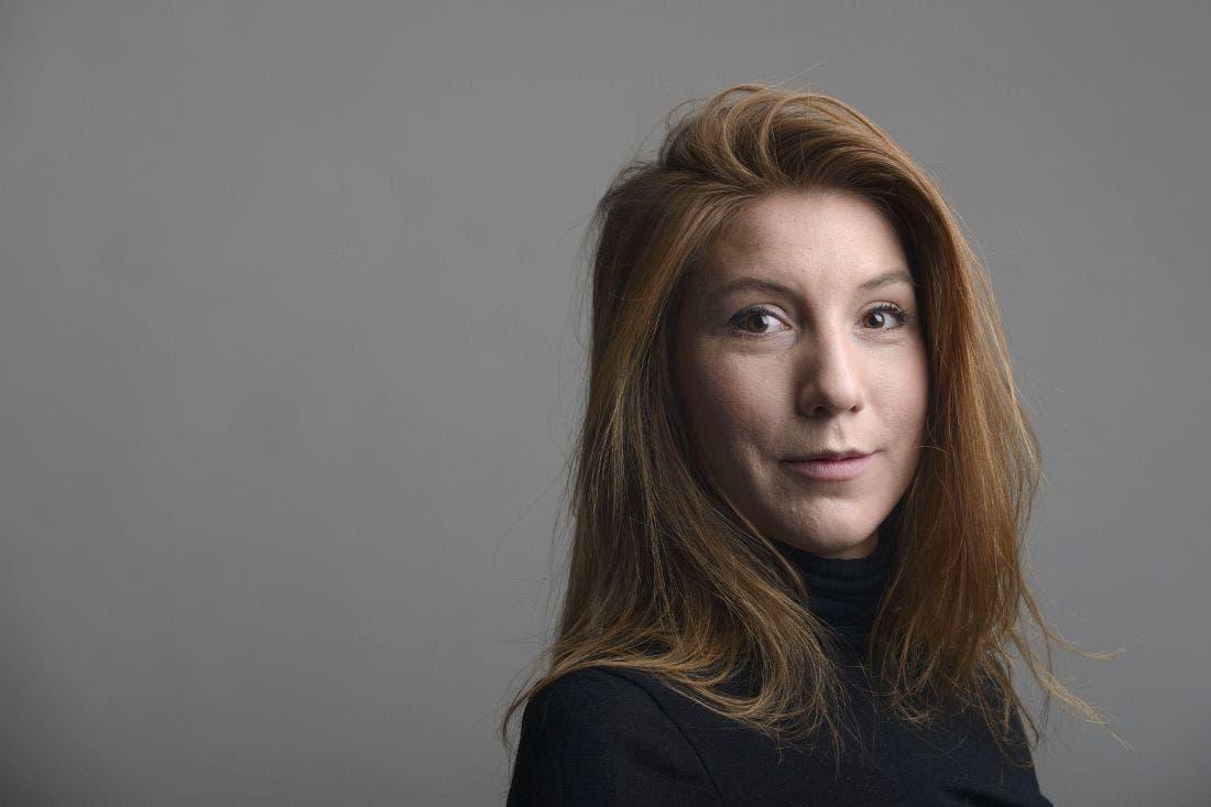 خبرنگار زن سوئدی