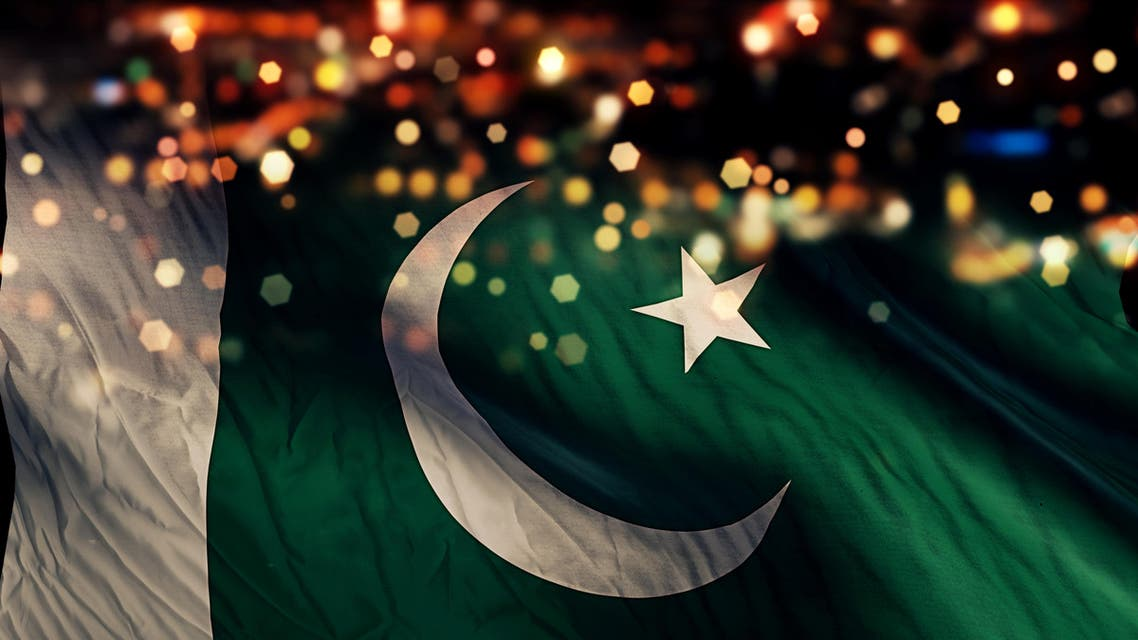 Pakistan flag (Shutterstock)