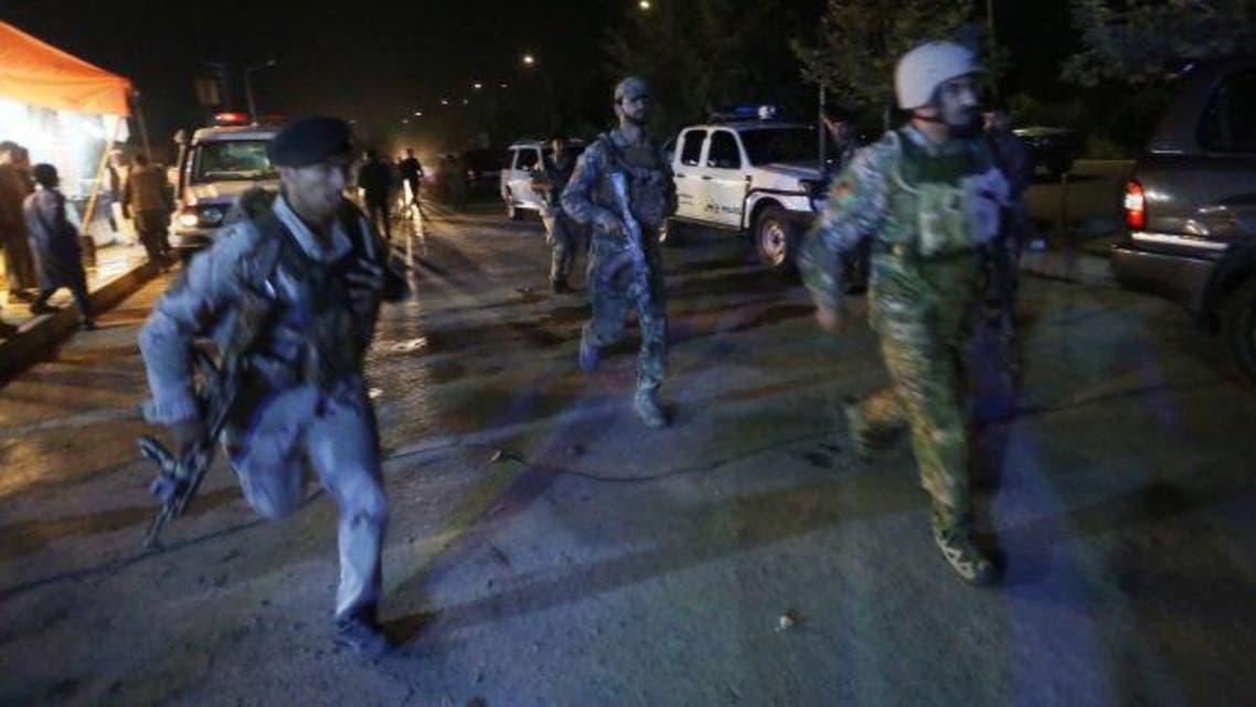 """اصابت راکت در منطقه """"وزیر اکبرخان"""" کابل"""