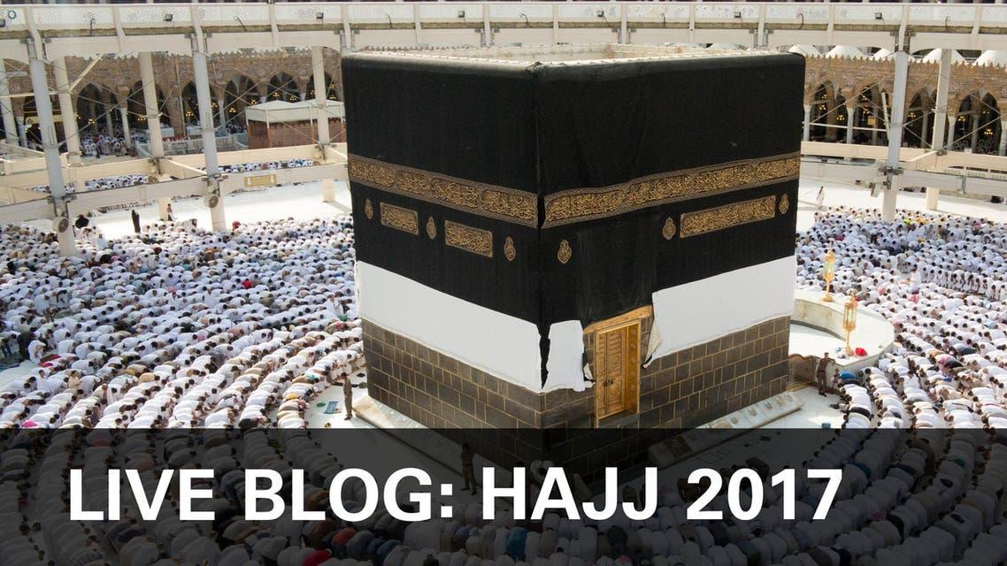 hajj live blog