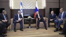 نتنياهو لبوتين: نفوذ إيران المتزايد في سوريا يهددنا