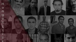 مدعي عام طهران: لن نرضخ للسجناء المضربين عن الطعام