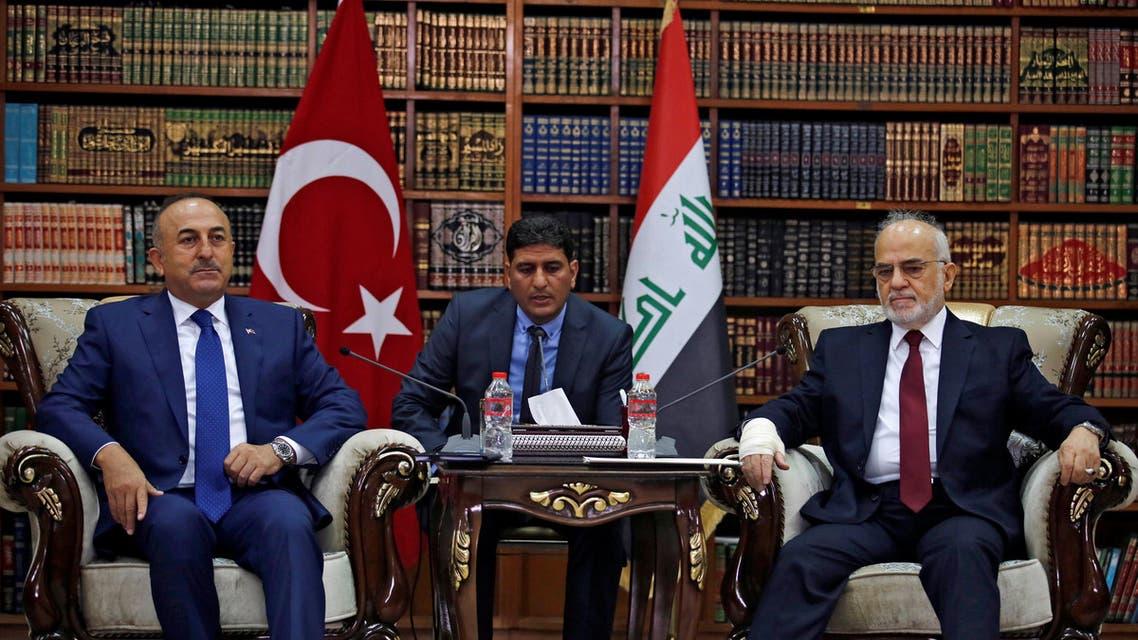 تركيا العراق